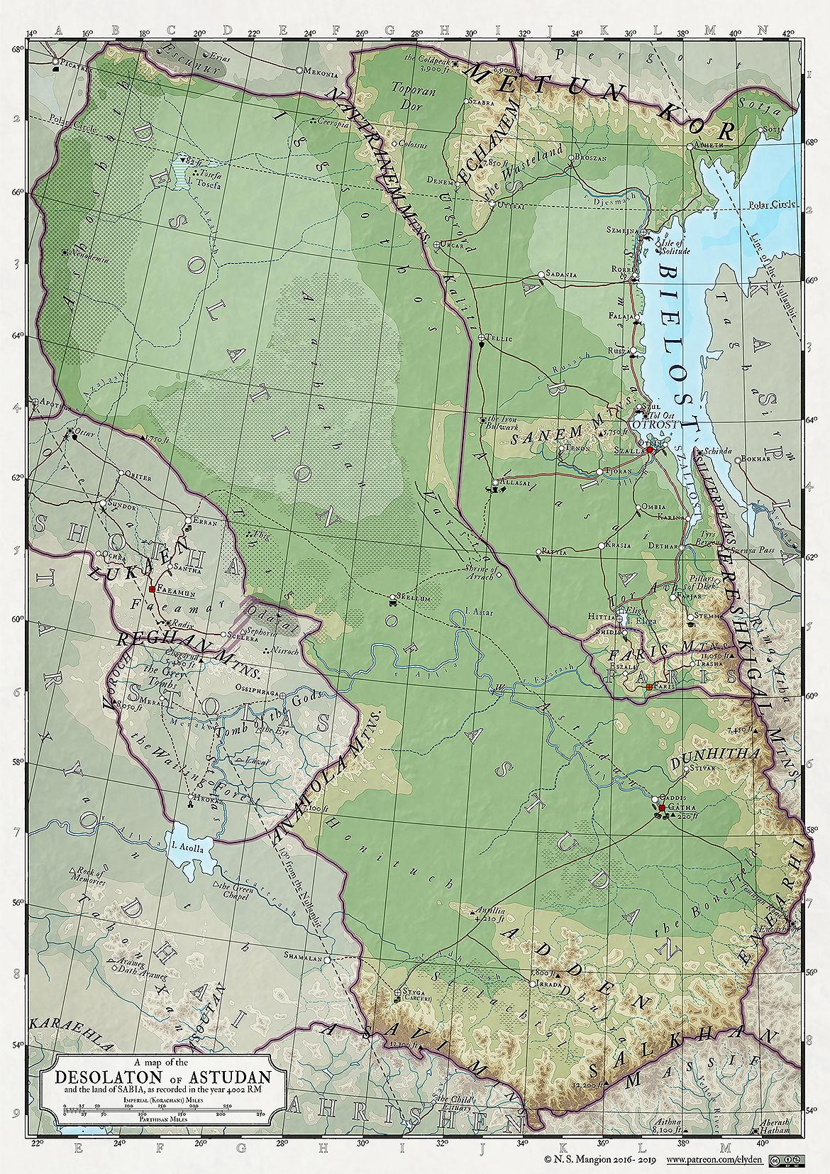 13 - the Desolation of Astudan