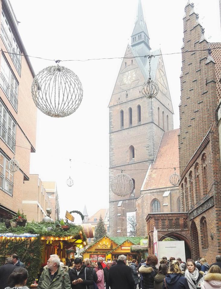 Mercats de Nadal d'Alemanya (1era part: BRAUNSCHWEIG i GOSLAR)