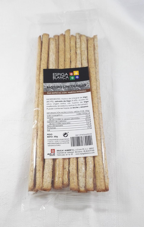 Bastonets de pa - palitos de pan saludables 10
