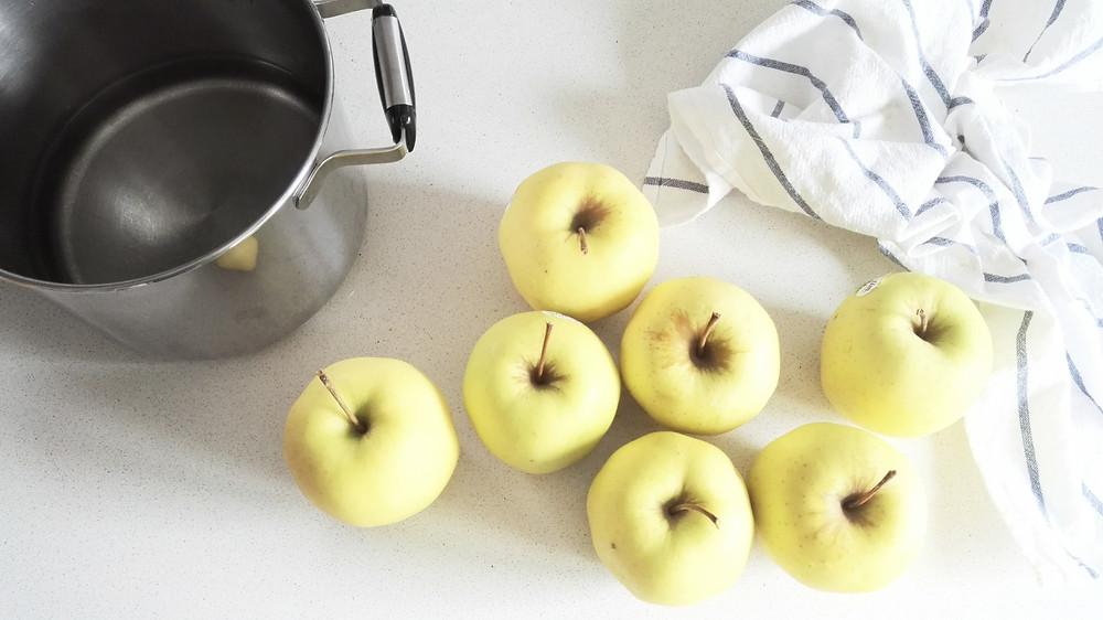 compota de poma manzana healthy 02