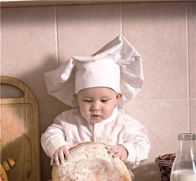 Introducció del gluten en nadons