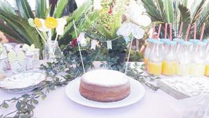 Festa d'aniversari al País de les Fades amb menjar saludable