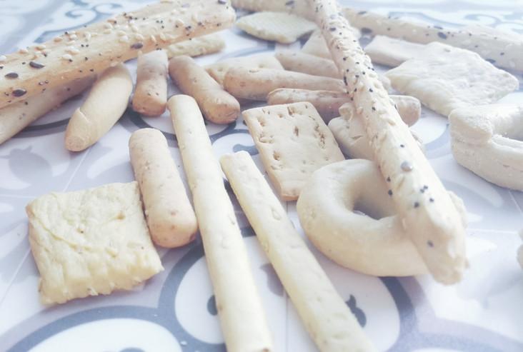 Bastonets de pa: NO tots són iguals
