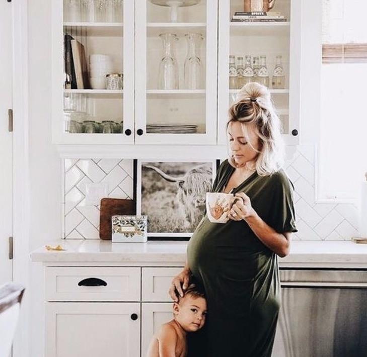 5 claus per una alimentació saludable en l'embaràs amb Nonotu