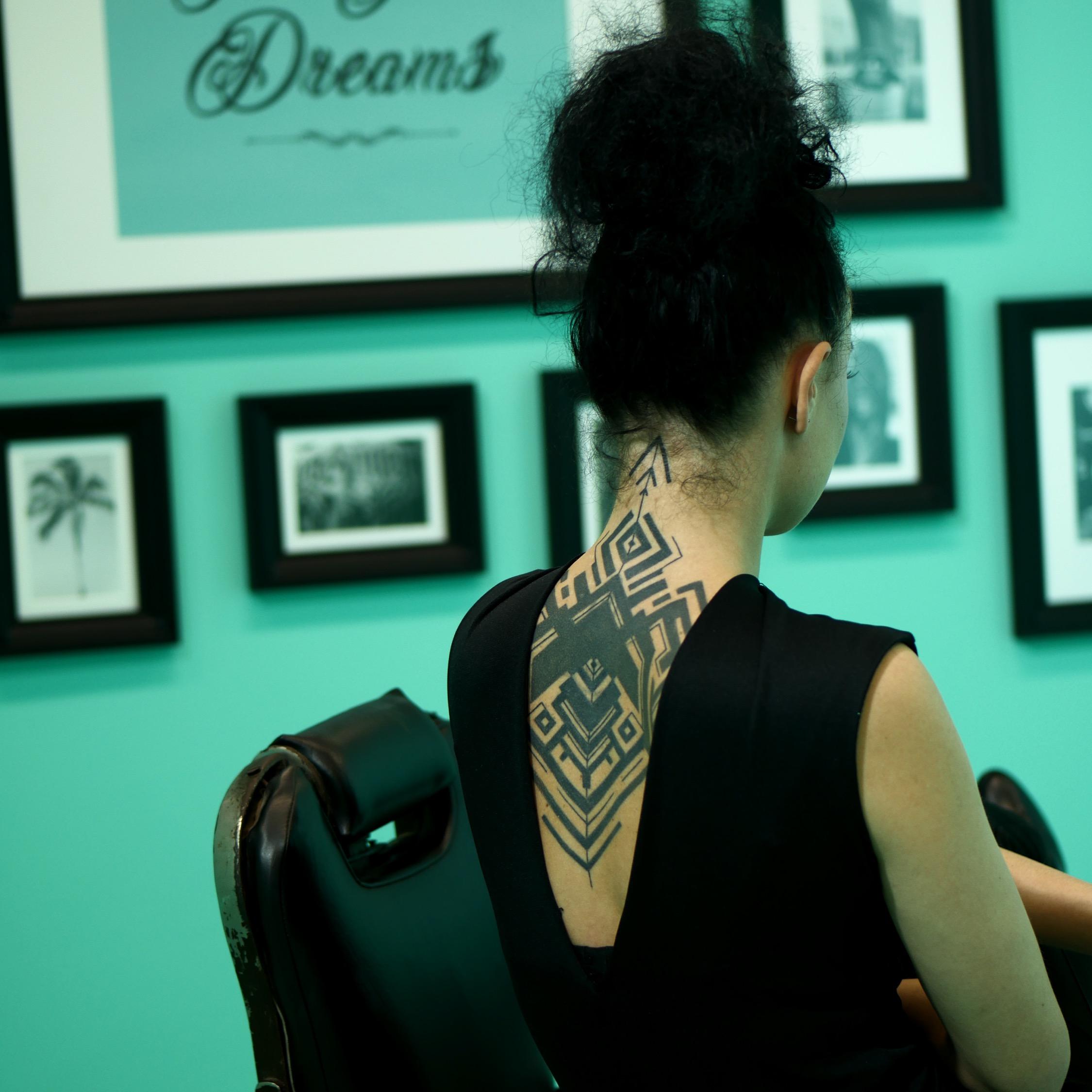 Tattoo, denn Stil ist keine Frage der Zeit