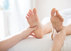 Réflexologie pantaire Massage des pieds