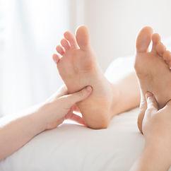 reflexology thai foot massage  in bologna