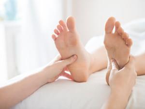 On Zon Su: l'arte di toccare il piede