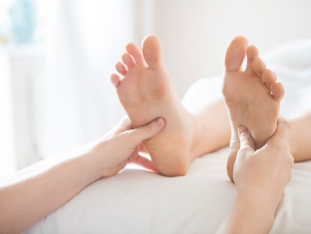 Why I love reflexology and you should too!