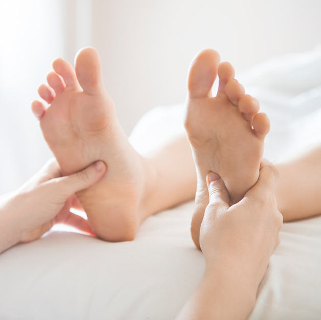 Add On Reflexology Therapy $35