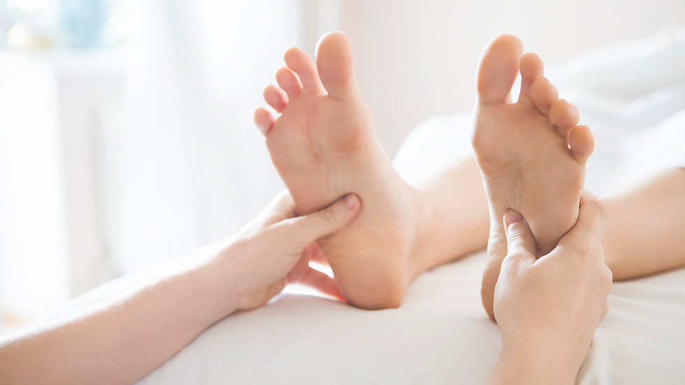 Reflexology - 1 hour