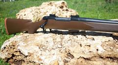 Winchester 70, McMillan stock