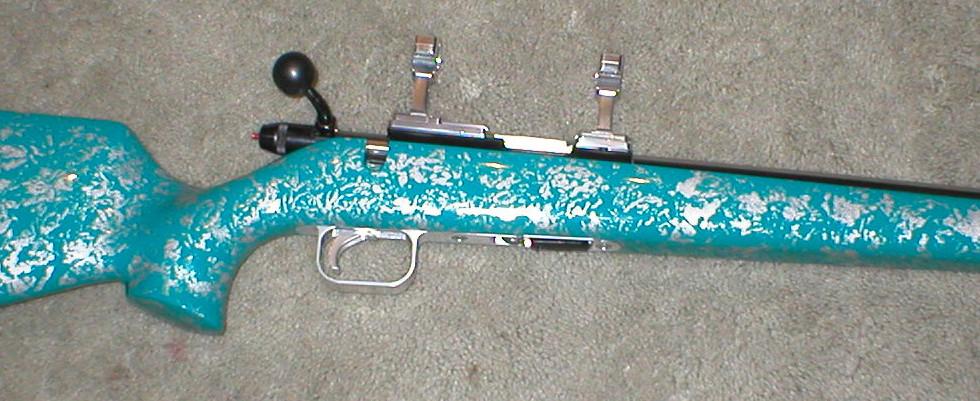 Troy Glass Rifle