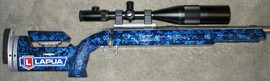 Lapua Blue Custom Rifle