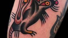 rats tattoo