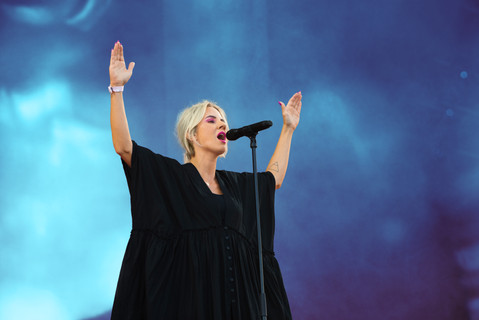Ina Wroldsen at Palmesus 2018
