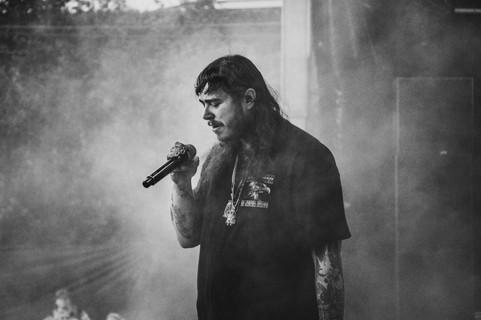 Post Malone at Skral Festival 2017