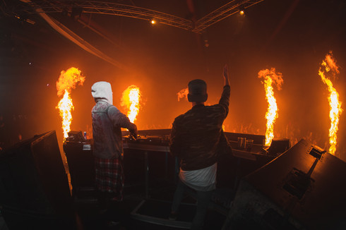Broiler at Forza Festival 2017