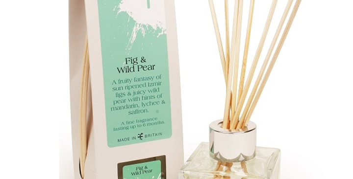Fig & Wild Pear Reed Diffuser