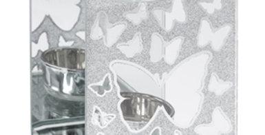 Glitter Butterfly Oil Burner