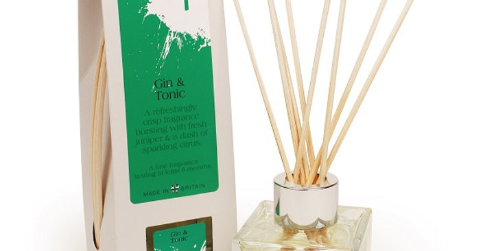Gin & Tonic Reed Diffuser