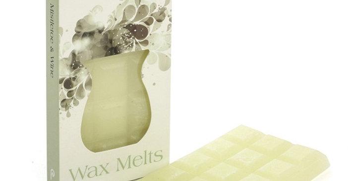 Mistletoe & Wine Wax Melts