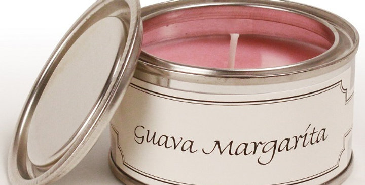 Guava Margarita candle