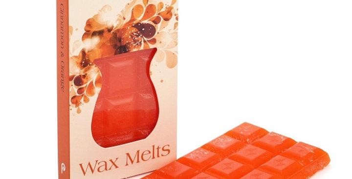 Cinnamon & Orange Wax Melts
