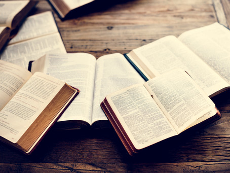Exercice de méditation de la parole de Dieu