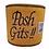 Thumbnail: Posh Gits..Harris Tweed loo roll wrap