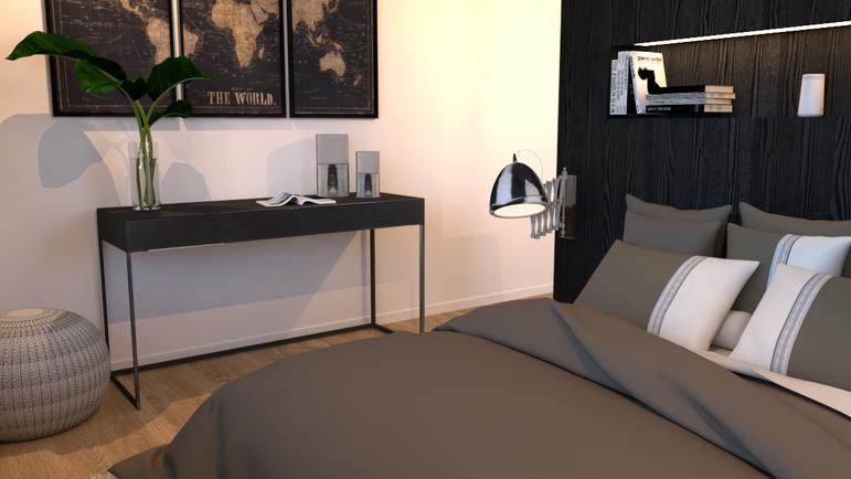 slaapkamer ontwerp idee gent