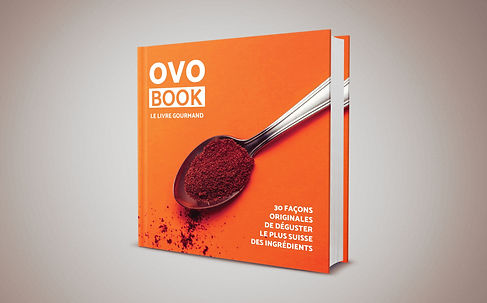 Ovo book Ovomaltine a simple guide to great recipes