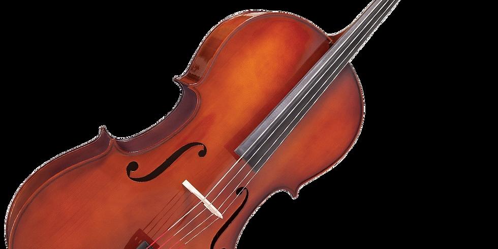 Klassenkonzert, Cello-Klasse, Ursula Kanmer