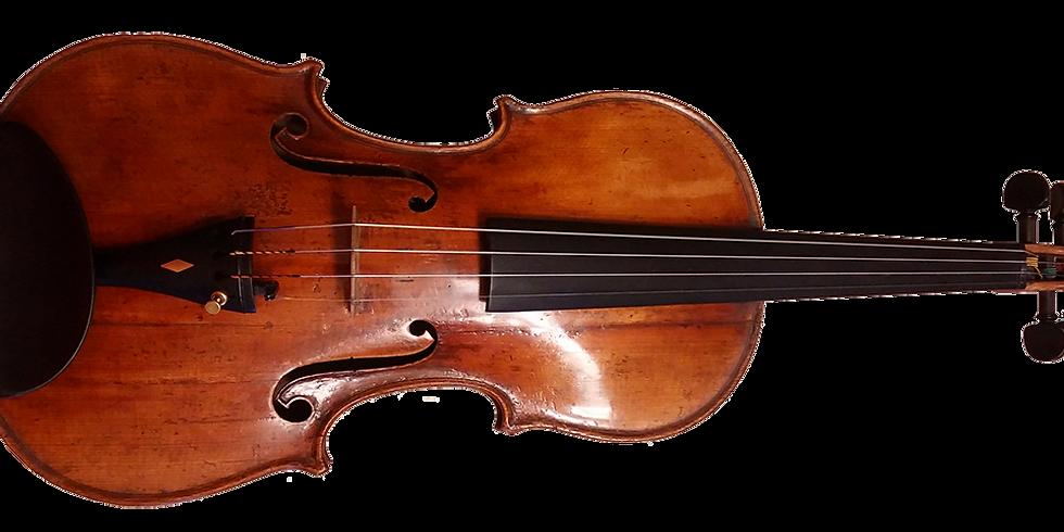 Klassenkonzert Violinklasse Anita Zeller