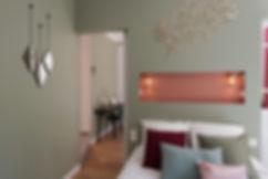 Rénovation d'un appartement ancien à Lyon. Ondine Rebillard Architecte d'intérieur et décoratrice