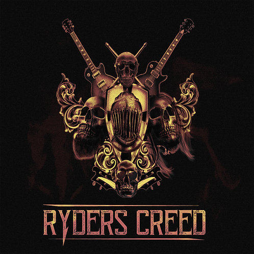 RYDERS CREED Album (Vinyl)