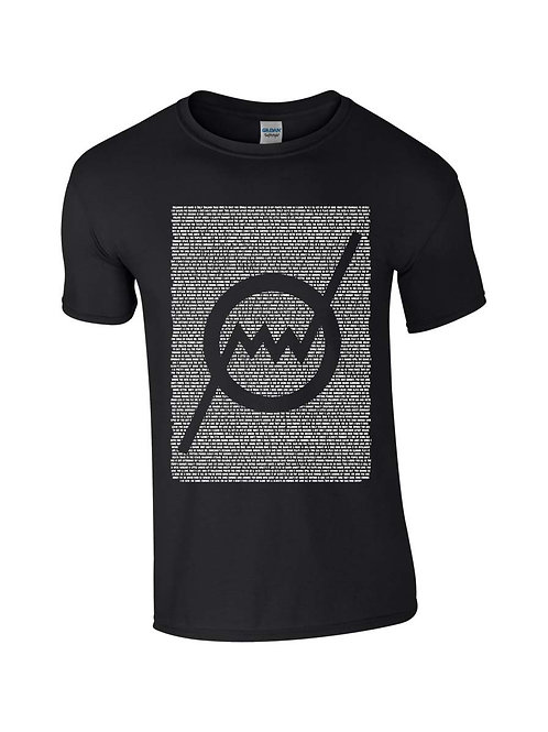 Mens Lyric Tee