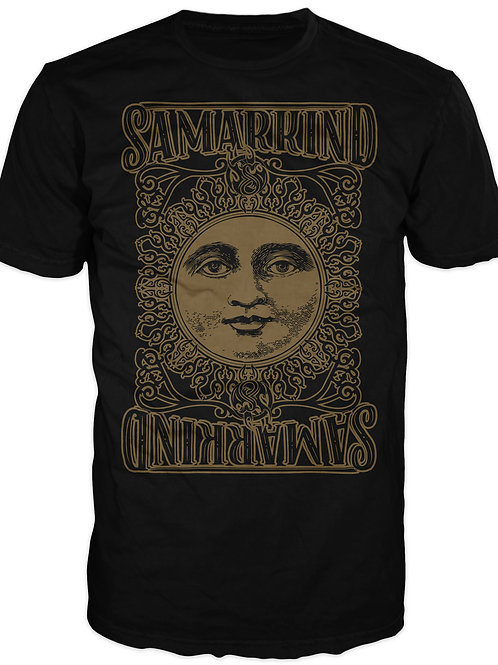 Samarkind Gold Sun Tee - Mens