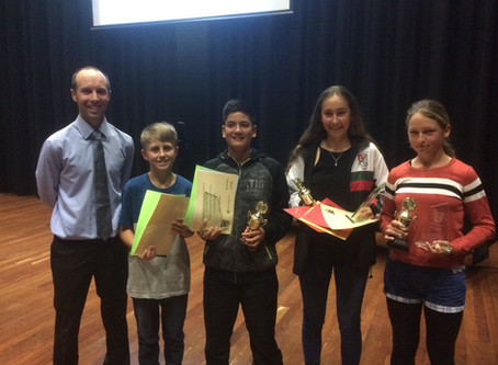Applecross High School Awards
