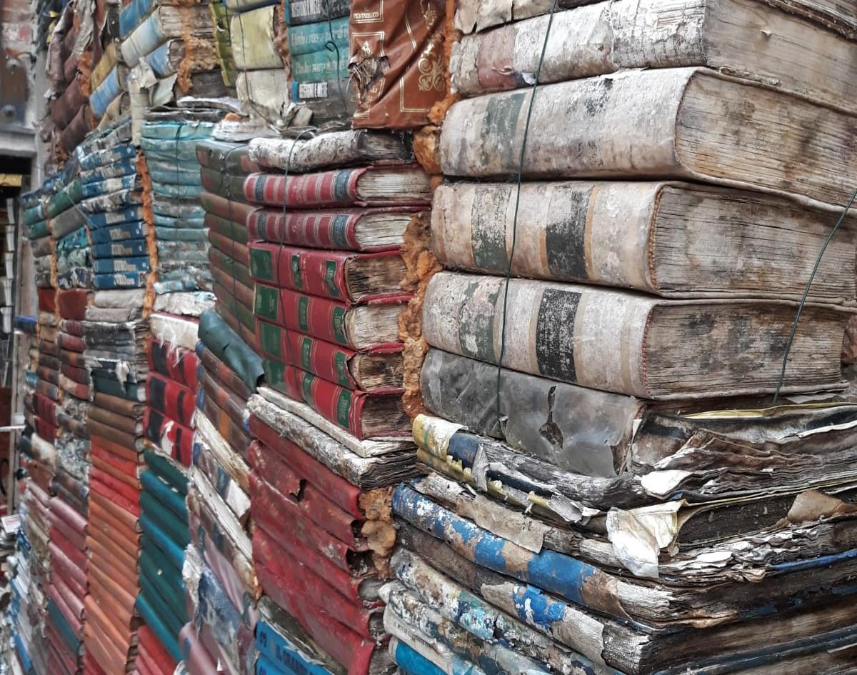 Library in Venice