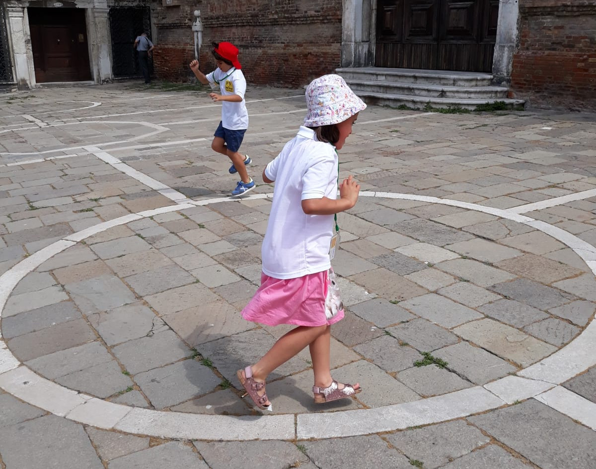 How to play as a genuine venetian - Just Kids in Venice