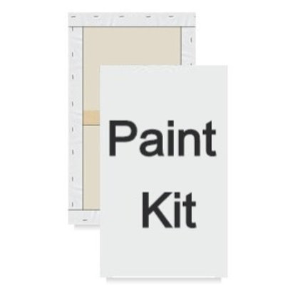 "Specialty Size Paint Kit (10""x 20"")"