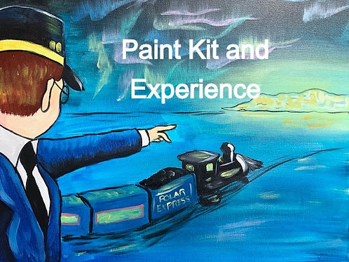 Polar Express - Paint Kit and Extras!