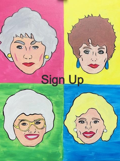 Golden Girls  Sketches