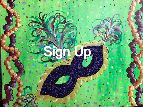 Mardi Gras Sign Up and Info - 2/16/21-8pm EST