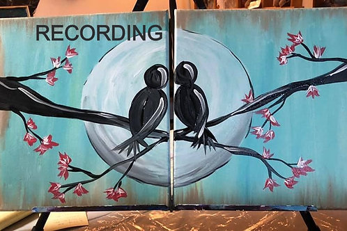 Love Birds- Recorded Live Event