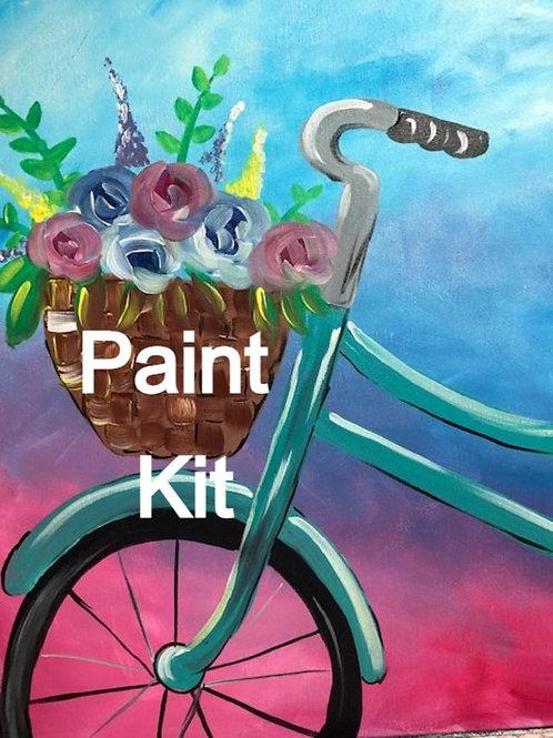 Spring Time Bike Paint Kit 3/23/21-7p EST