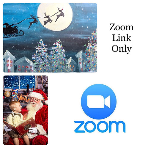 T'was the Night... Zoom ONLY 12/5 - 1PM Eastern Time
