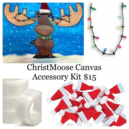 ChristMoose Canvas Accessory Kit