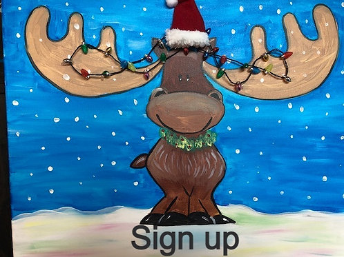 ChristMoose Sign Up- 12/10- 8pm Eastern Time